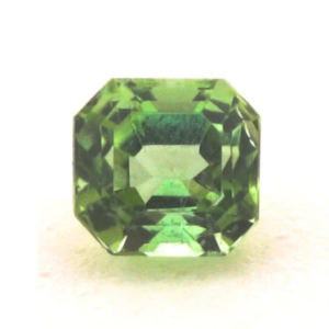7.2mm x 5.8mm Green Tourmaline