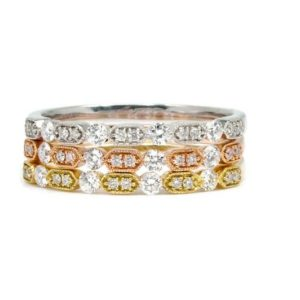 1.8MM Diamond Milgrain Band