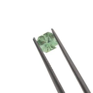 4.7mmx3.8mm Green Tourmaline