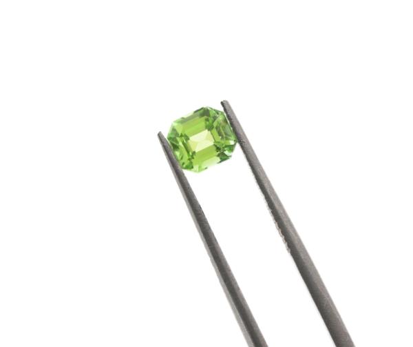 5.0mmx3.8mm Green Tourmaline