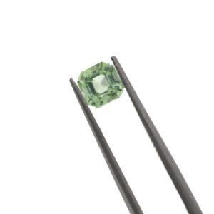 5.0mmx4.0mm Light Green Tourmaline