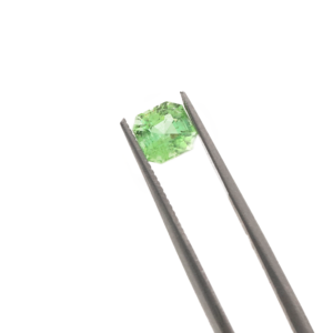 5.2mmx4.2mm Green Tourmaline