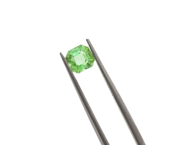 5.5mmx4.4mm Green Tourmaline