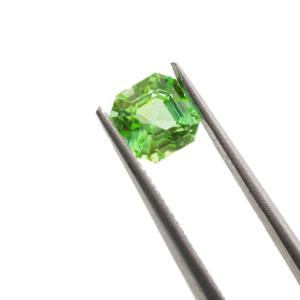 6.0mmx5.0mm Green Tourmaline