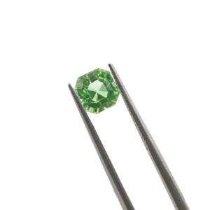 6.0mmx5.6mmx4.8mm Green Tourmaline