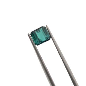 6.1mmx5.6mmx3.8mm Blue Tourmaline
