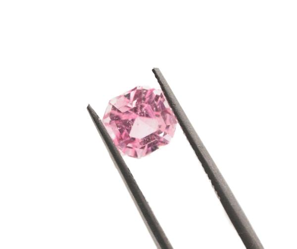 6.3mm x 5.5mm Pink Tourmaline