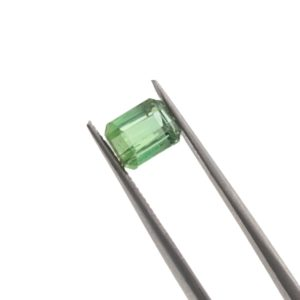 7.2mmx5.4mmx4.7mm Green Tourmaline