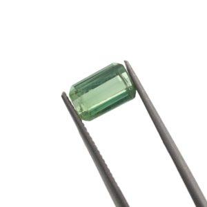 7.7mmx5.0mmx3.6mm Green Tourmaline
