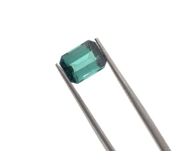 8.0mmx6.0mmx4.6mm Emerald Tourmaline