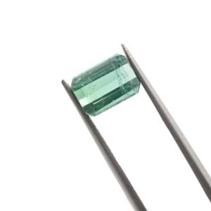 8.2mmx5.9mmx4.5mm Blue-Green Tourmaline