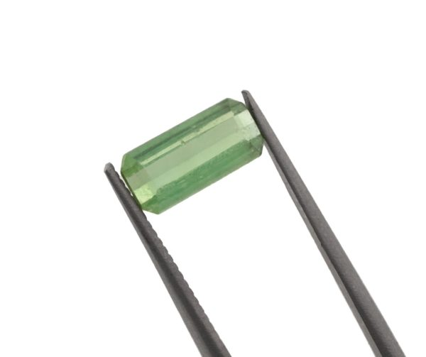 9.3mmx4.4mmx3.4mm Green Tourmaline