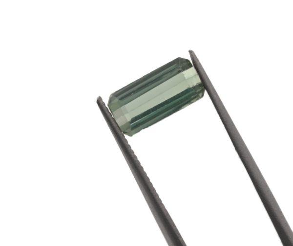 9.5mmx4.8mmx4.4mm Green Tourmaline