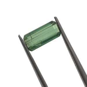 9.7mmx4.6mmx4.0mm Green Tourmaline