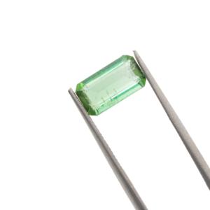 9.7mmx5.5mmx3.7mm Blue-Green Tourmaline