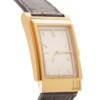 Brand New Rare Men's Dunhill D-Type 18kt Yellow Gold Swiss Quartz Wrist Watch
