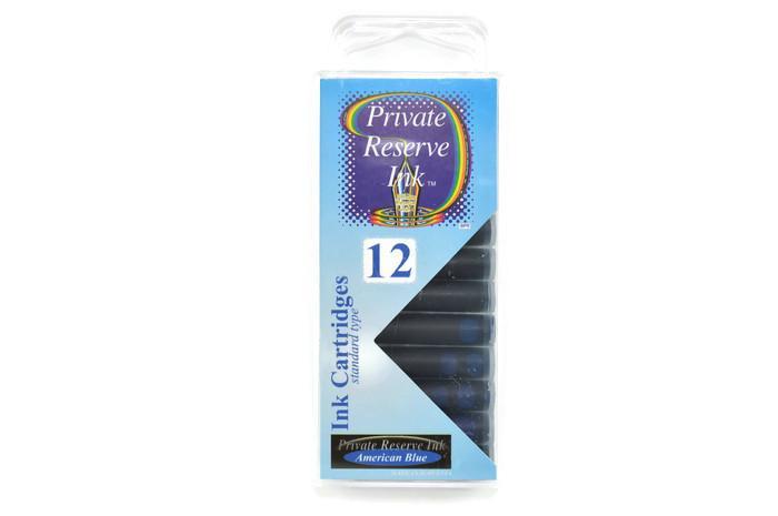 Fountain Pen Cartridges 12pk