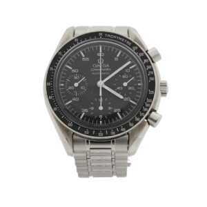 Men's Omega Speedmaster 3510.50 39mm Swiss Automatic Chronograph Stainless Steel Wrist Watch