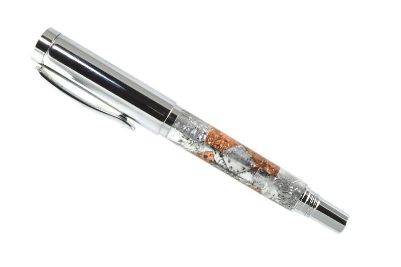 The Classic Steampunk Fountain Pen!