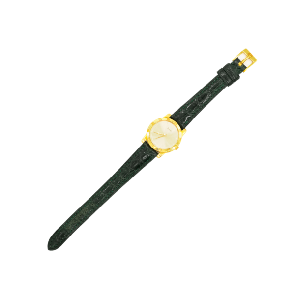 Women's Piaget Classic 80463 Swiss Quartz 18kt Yellow Gold Wrist Watch