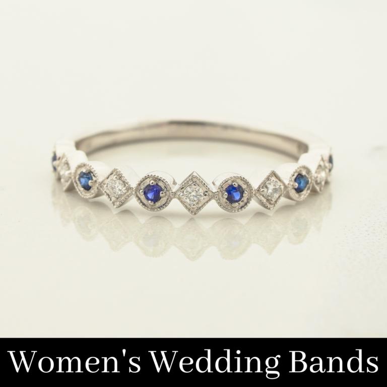 Women's Wedding Bands